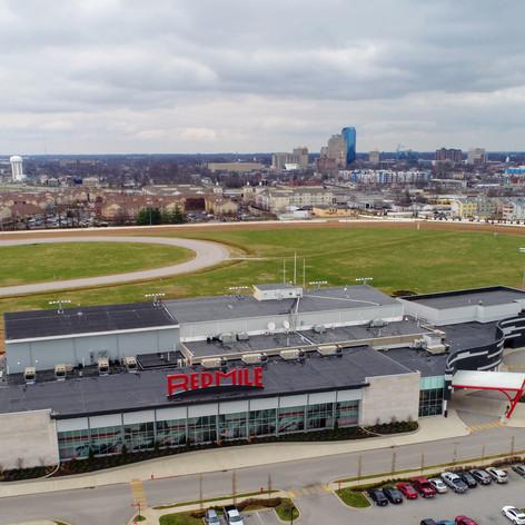 Red Mile Harness Race Track - Lexington Kentucky