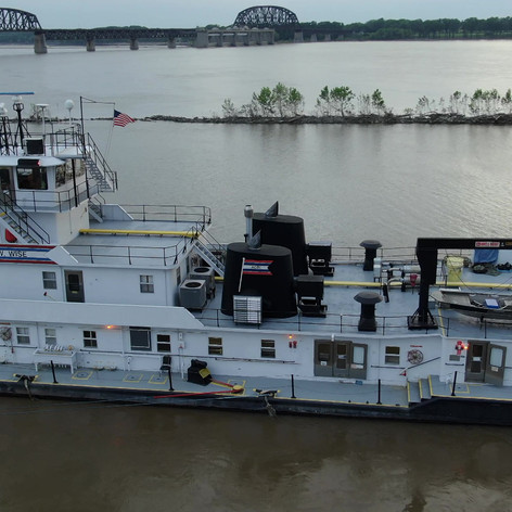 American Commercial Barge Line M/V Daniel W Wise