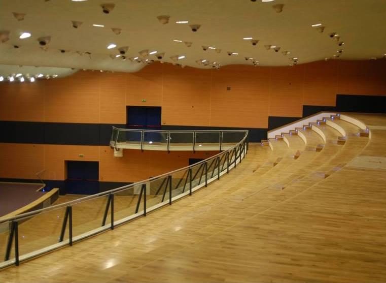 Aeronautica MIlitare - Sala Teatro Accademia di Pozzuoli (NA)