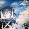 Lignumvitae watertower