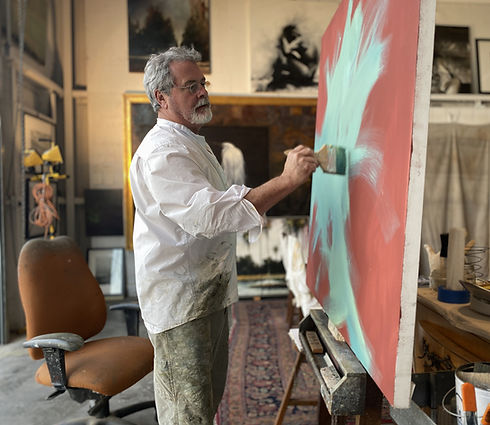Doug Foltz SaltCrust Studios Painting