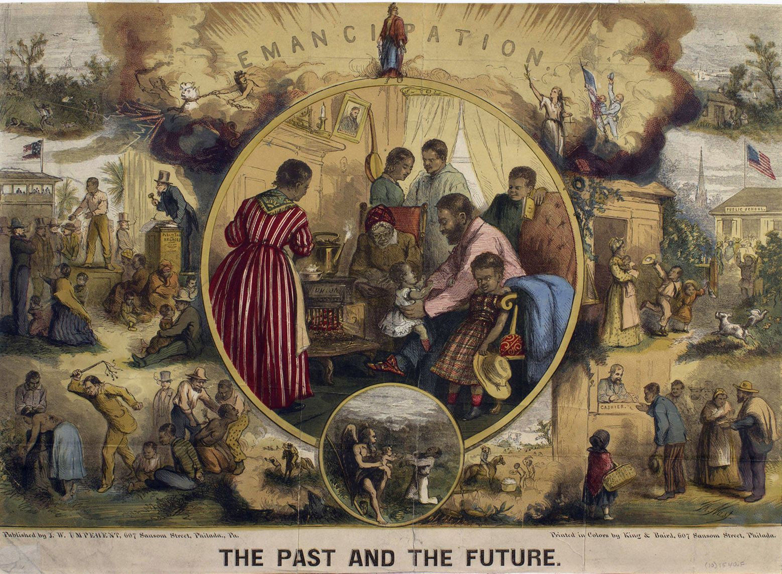 The Past and the Future- The Emancipation Proclamation
