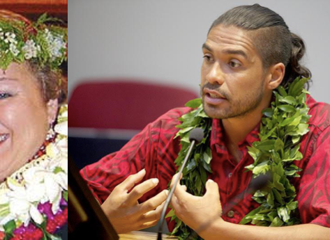 Kū Kahakalau and Lanakila Mangauil Speak Out Against Hū Honua and Its Assault on Hawaiian Values