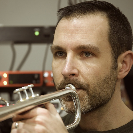 Ken Wendt, trumpet & electronics