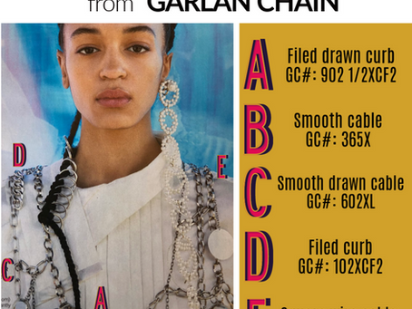 Get The Look - Garlan Chain