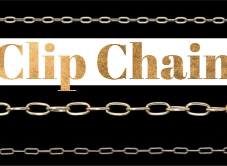 Clip Chain Paperclip Chain