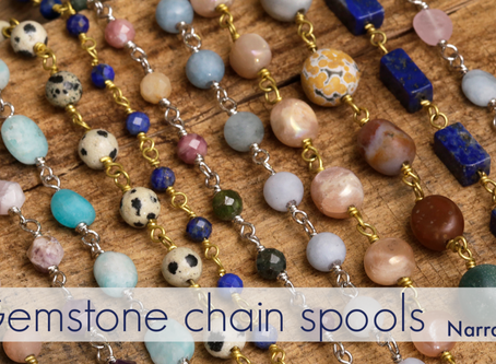 Narrative Gems launches Gemstone Chain at Zola Elements