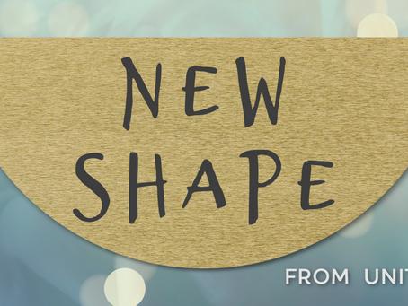 New Shape Alert - 1/2 Circle in  M E T A L!