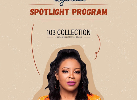 103 Collection featured as a Black Owned Business with Vegancuts