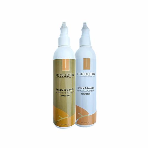 Luxury Botanicals Hair Care Bundle (Vegan)