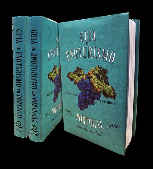 Guia de Enoturismo em Portugal 3ª Ed.