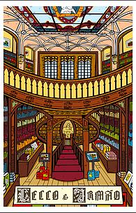 LELLO & IRMÃO BOOKSTORE