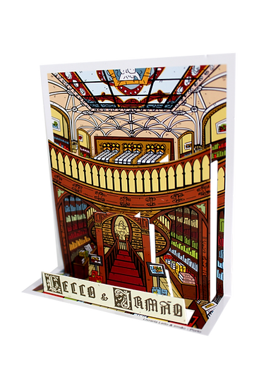 Livraria Lello & Irmão – Porto