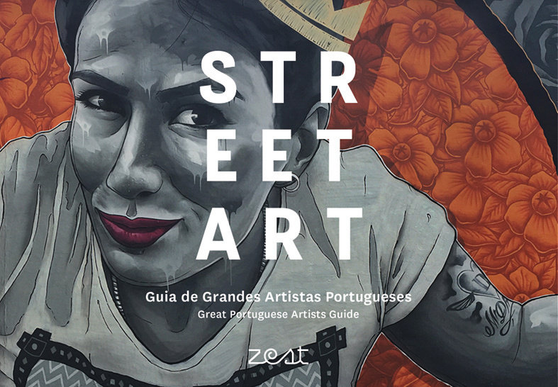 STREET ART - Grandes artistas portugueses/Great Portuguese Artists
