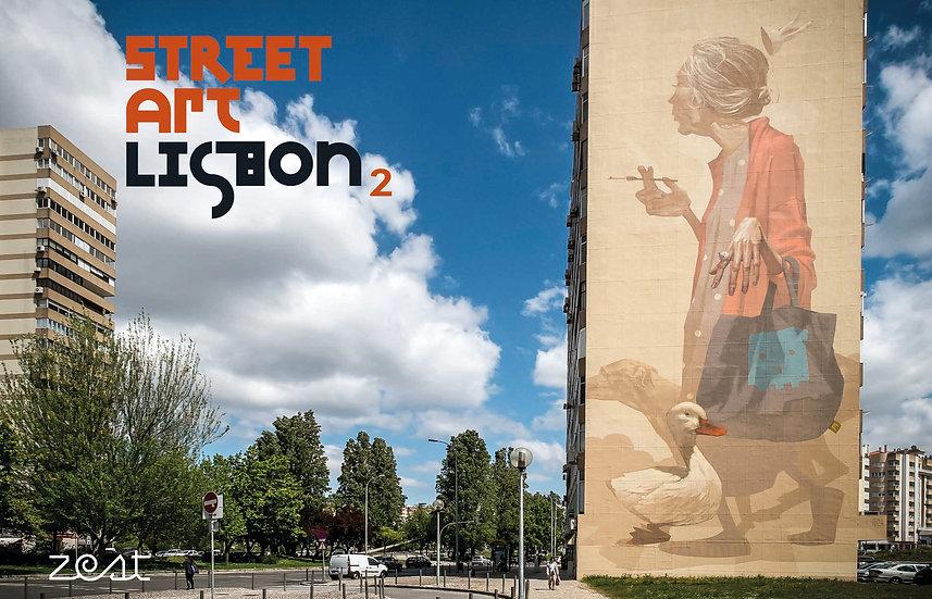 STREET ART LISBON Vol.2