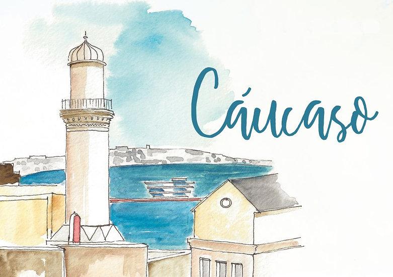 Viagem ao Cáucaso
