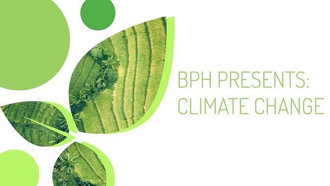 Climate Change BPH Slides - Children Ver