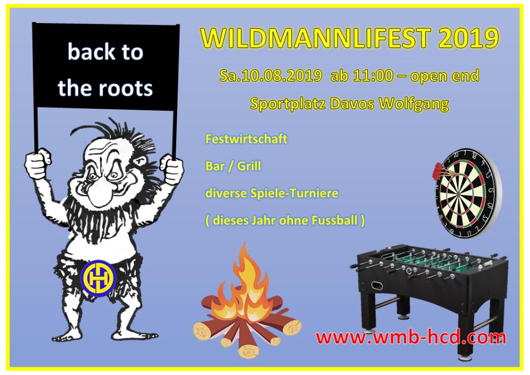Wildmannlifest 2019