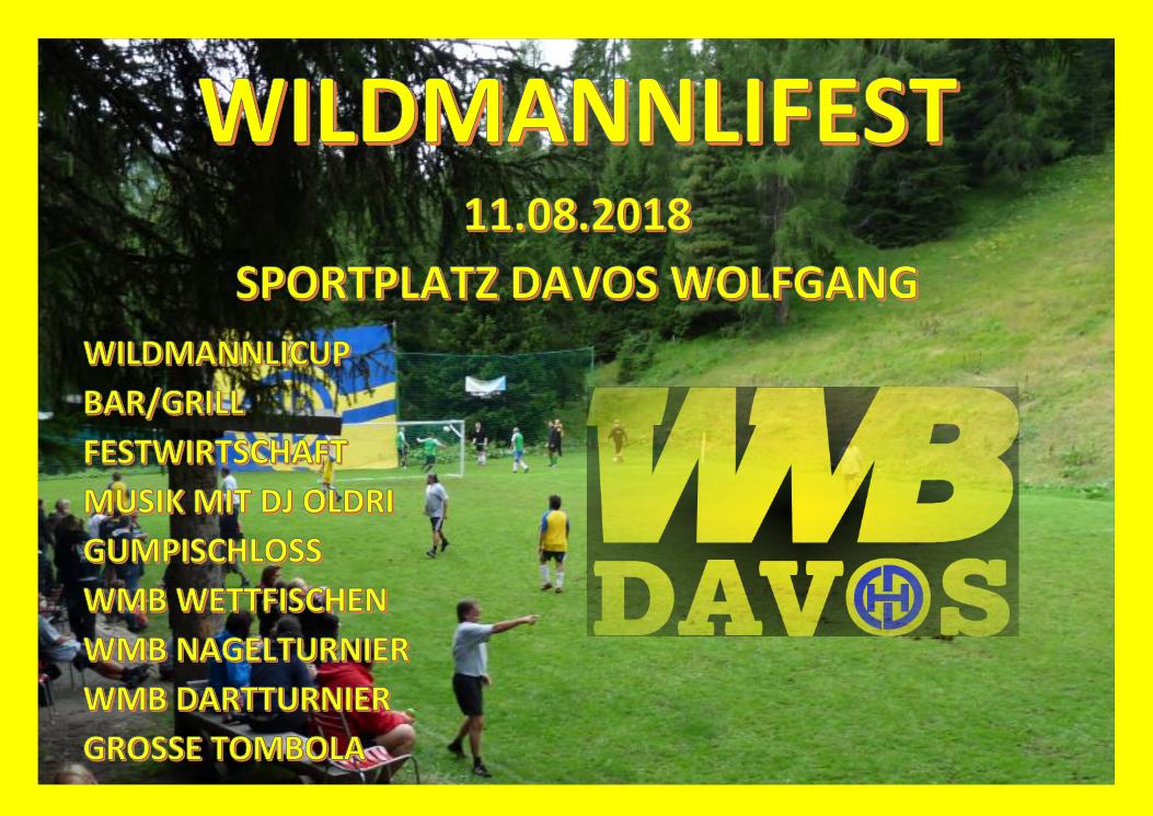 Wildmannlifest 2018