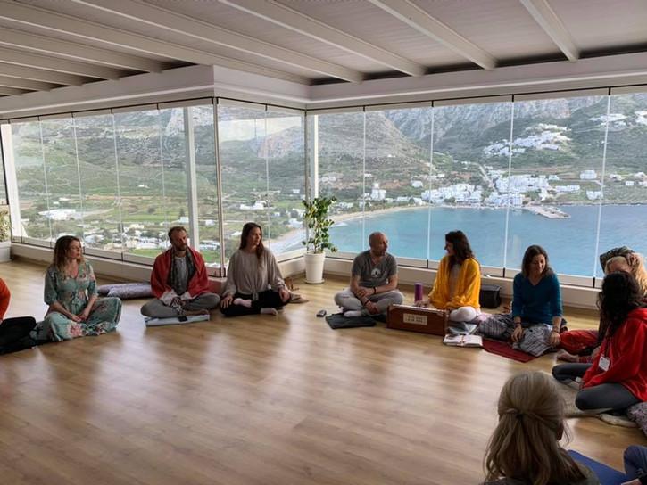 Elysia Yoga Convention 2019