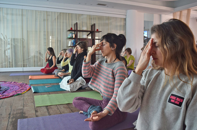 Elysia Yoga Convention 2017