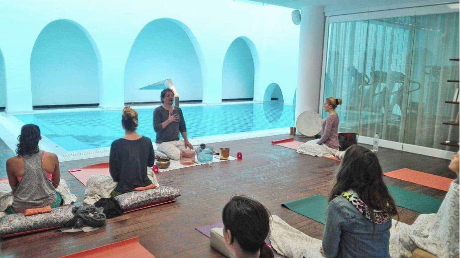 Elysia Yoga Convention 2018