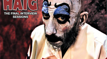 SURPRISE!  Fantasm Presents #5: A Tribute To Sid Haig - The Final Interview Sessions Pre-Order is up