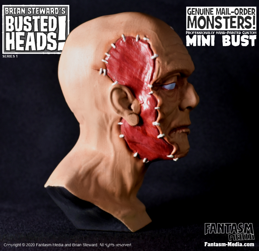 Busted head Frank 3
