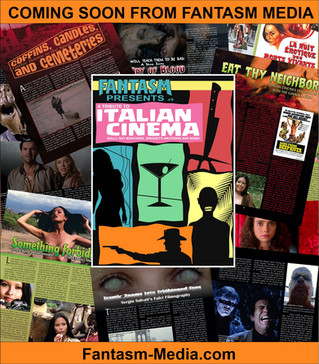 The Italian Cinema issue Is Shaping Up Nicely!