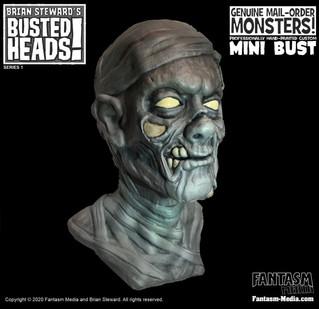 New Mini Busts!