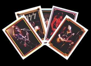 New KISS Kards! Klassic Images!