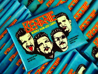Charlie Benante Cards Now Shipping!