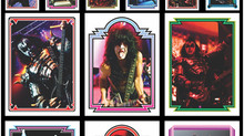 Fantasm Media Announces NEW KISS KARDS!