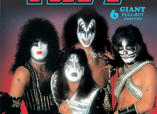 The Official KISS Poster Book returns!
