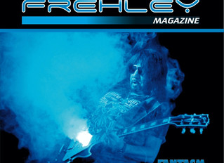The Official Ace Frehley Magazine: Jendell Edition
