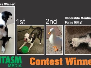 Winners Announced!