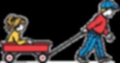 PedsMD4Kids Wagon Logo