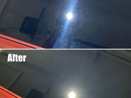 1967 Corvette Sting Ray - Part II: Paint Correction