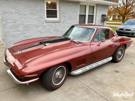 1967 Corvette Sting Ray - Part I: Prep