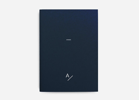 Quaderno Ebony