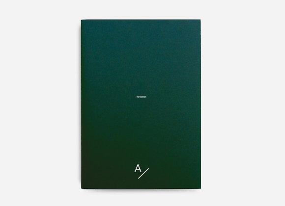 Quaderno - Racing Green