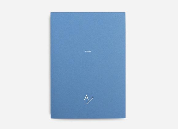 Quaderno New Blue