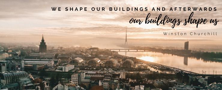 Kā arhitektūra mūs ietekmē