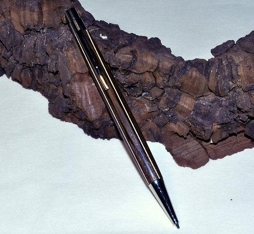 Kugelschreiber oder Minenbleistift Wenge / Ahorn