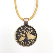 Tree of Life Medaillon