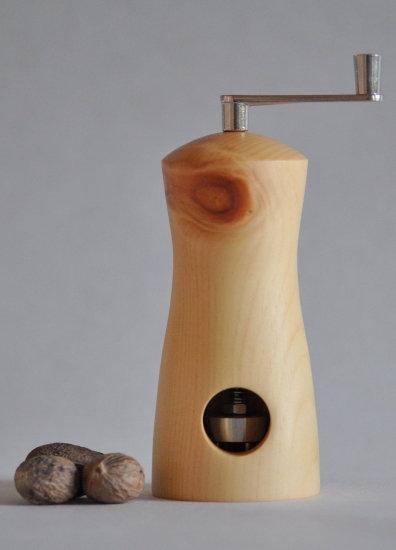 Muskatmühle Zirbe
