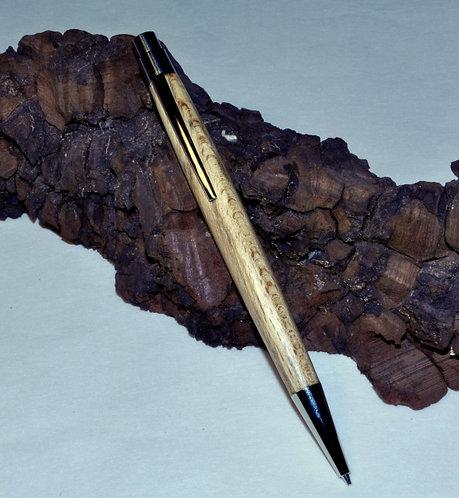 Kugelschreiber oder Minenbleistift Buche gestockt