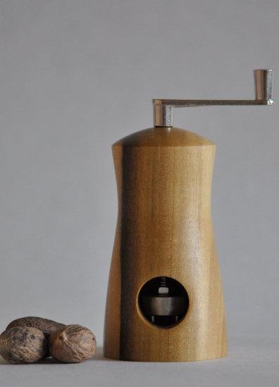 Muskatmühle Tulpenbaum
