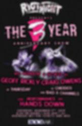 Riot Night_The Three Year Anniversary_ft