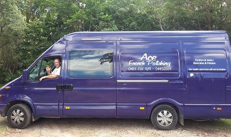 Furniture Restoration and 2 pac finishing Sunshine Coast